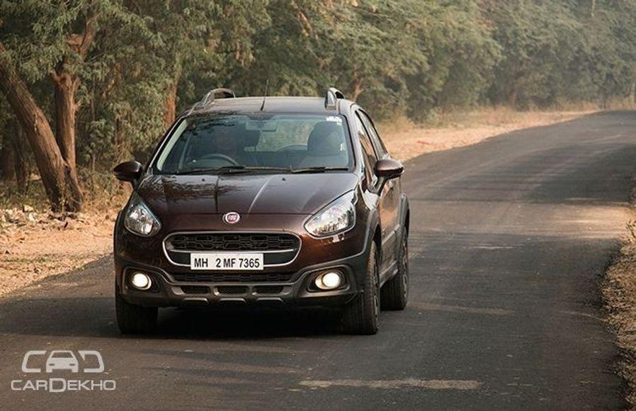 Fiat Abarth Avventura Road Test Images