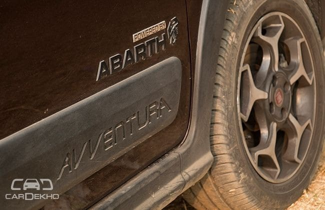 Fiat Abarth Avventura Road Test Images
