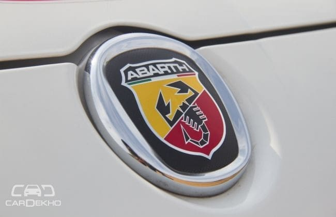 Fiat Punto Abarth Road Test Images