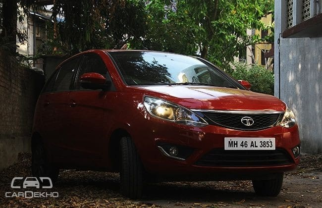 Tata Bolt Front