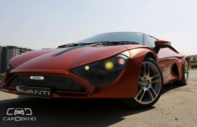 DC Avanti Road Test Images