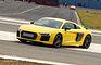 Audi R8 Road Test Images