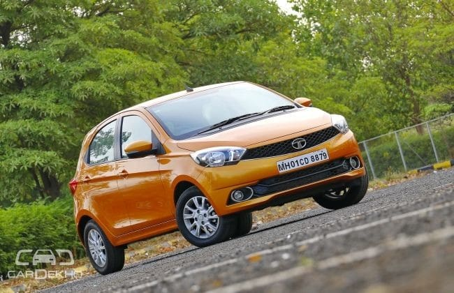 Tata Tiago XTA Launched At Rs 4.79 Lakh