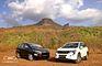 Toyota Innova Crysta Road Test Images