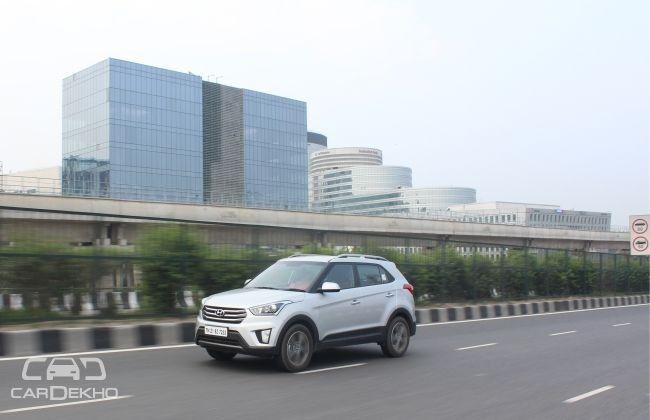 First Drive: Hyundai Creta Petrol Automatic