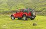 Jeep Wrangler Road Test Images