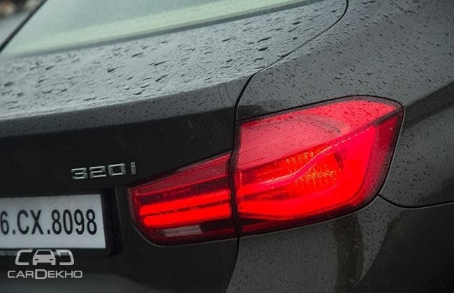 BMW 3 Series 2015-2019 Road Test Images