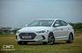 Hyundai Elantra 2015-2019 Road Test Images