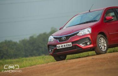 Toyota Etios Road Test Images