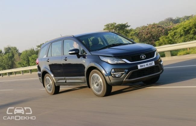 6 Things We Would Have Liked To See In The Tata Hexa