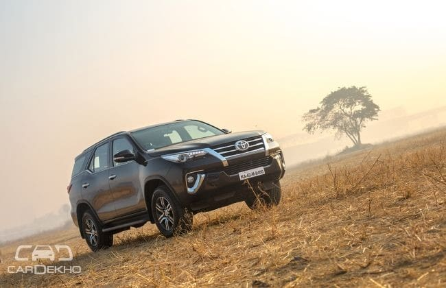 Toyota Fortuner Petrol Review