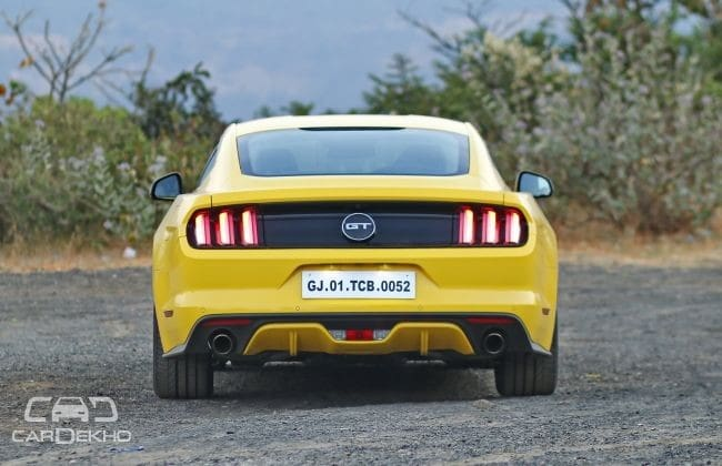 Ford Mustang Road Test Images