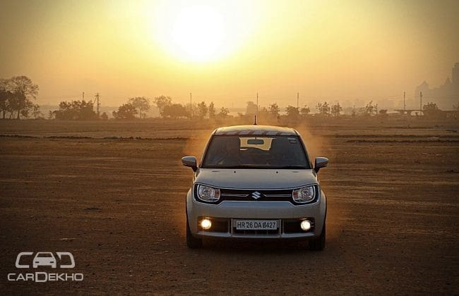 Maruti Ignis Petrol AMT: Detailed Review