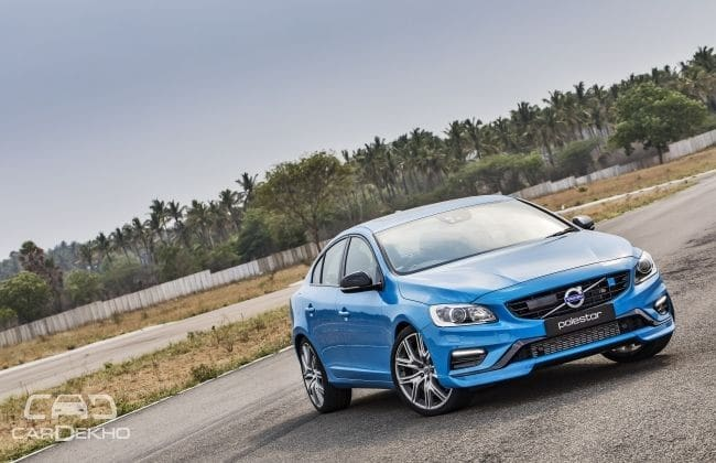 Volvo S60 Road Test Images