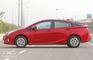 Toyota Prius Road Test Images