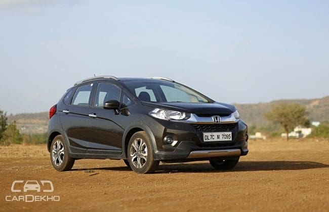 Honda WR-V: Road test review
