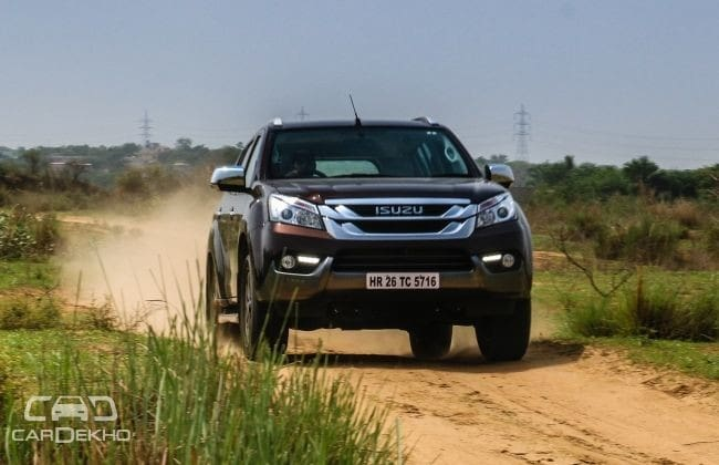 Isuzu mu-X 4x4 AT: Detailed Review | CarDekho com