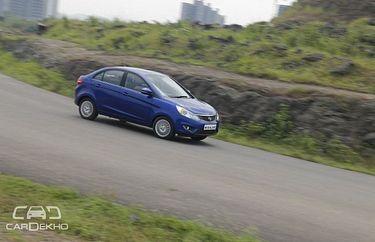 Tata Zest Road Test Images
