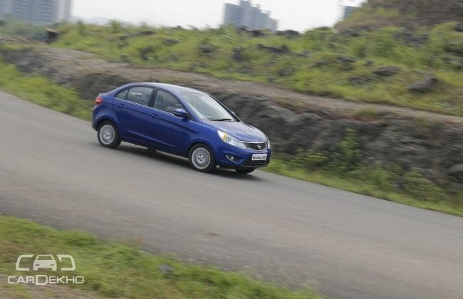 Tata Zest Diesel AMT: Long-Term Review | CarDekho com