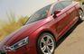 Audi A5 Road Test Images