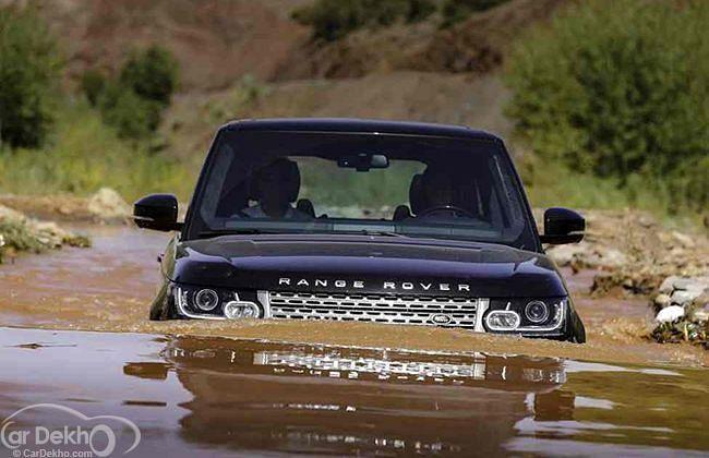 Range Rover 2013 Expert Review