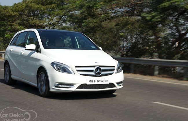 Mercedes-Benz B-Class Expert Review