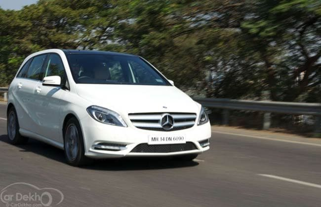 Cars That Start With B >> Mercedes Benz B Class Price Images Review Specs