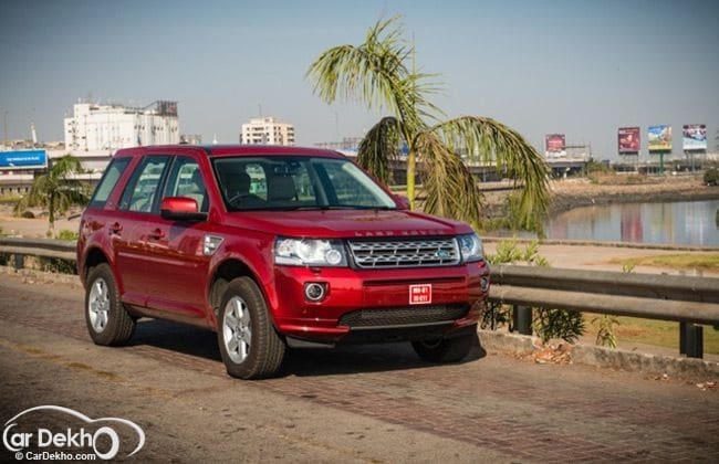Land Rover Freelander 2 facelift Expert Review