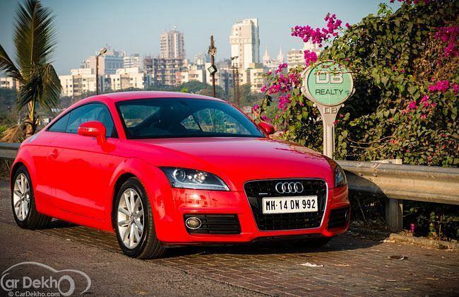 Audi TT Expert Review