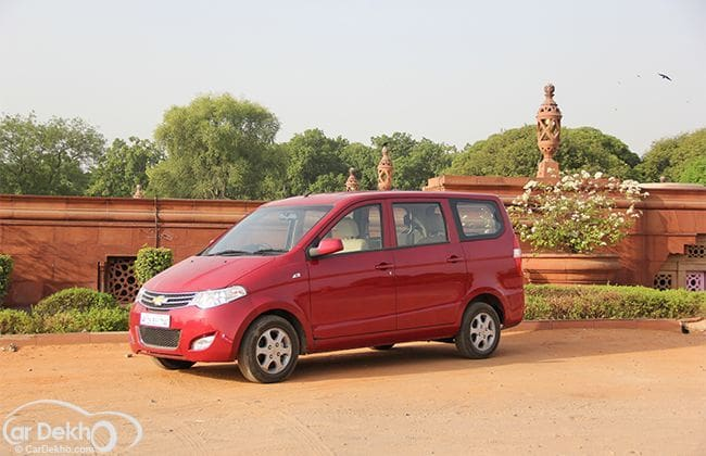 Chevrolet Enjoy Expert Review