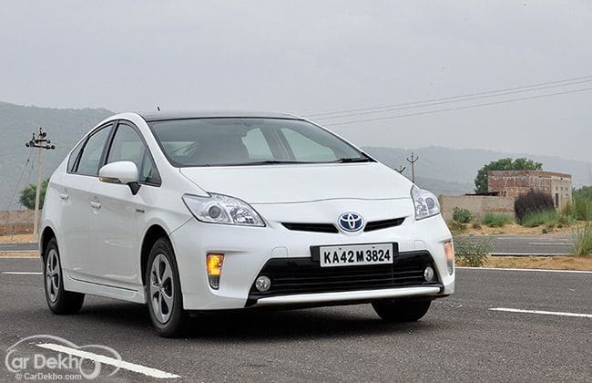 Toyota Prius Expert Review