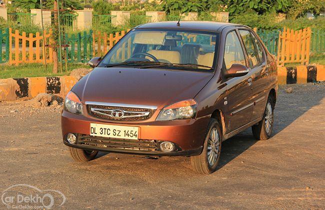 Flashy with a new attitude  Tata Indigo eCS
