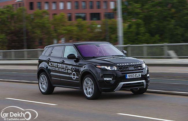 Range Rover Evoque 2014 Initial Impressions