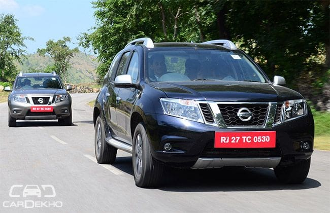Nissan Terrano Expert Review