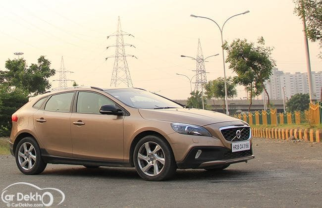 Dynamic V40-Volvo V40 review