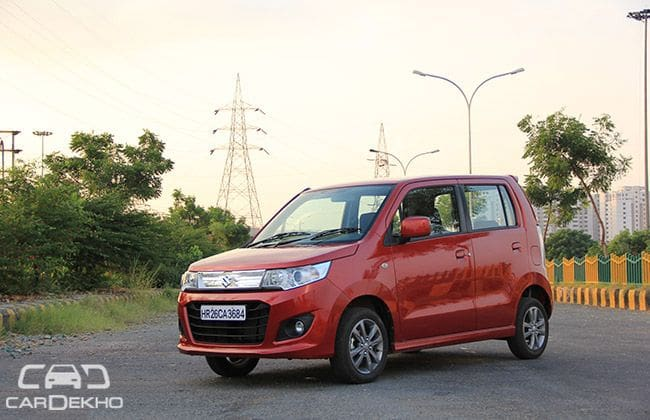 A More Upmarket WagonR- Maruti Suzuki WagonR Stingray Review