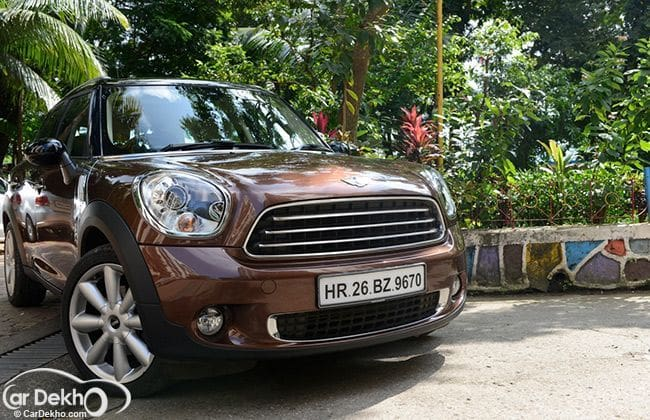 Mini Cooper Countryman Diesel Expert Review