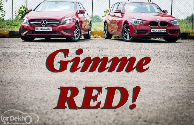 BMW 1 Series vs Mercedes-Benz A-Class Comparison