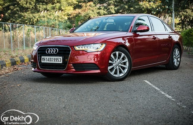 Audi A6 Expert Review