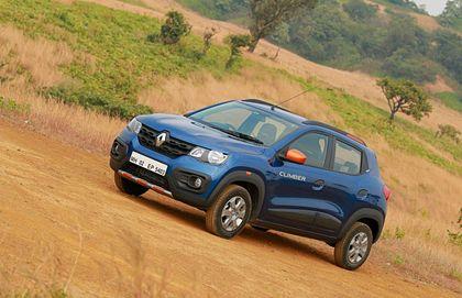 Renault Kwid 1 0-Litre Manual And AMT: Review   CarDekho com