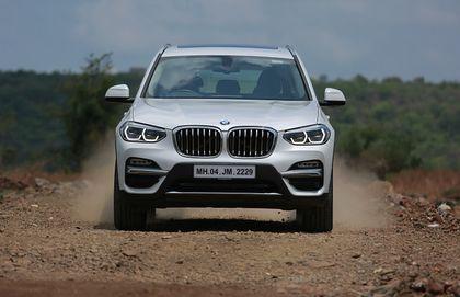 BMW X3 20d - Expert Review | CarDekho com