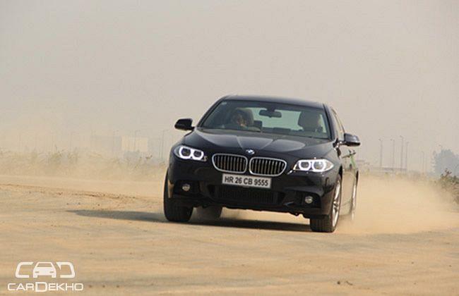 Stick Slicker- BMW 5 Series review