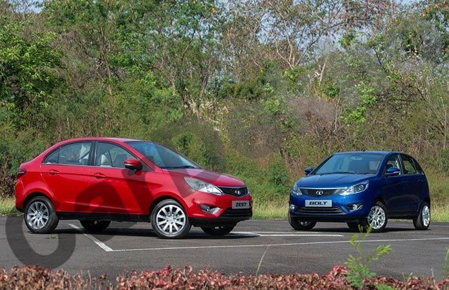 Tata Zest Preview