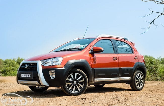 Toyota Etios Cross Expert Review