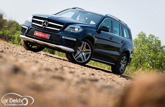Mercedes-Benz GL 63 AMG Expert Review