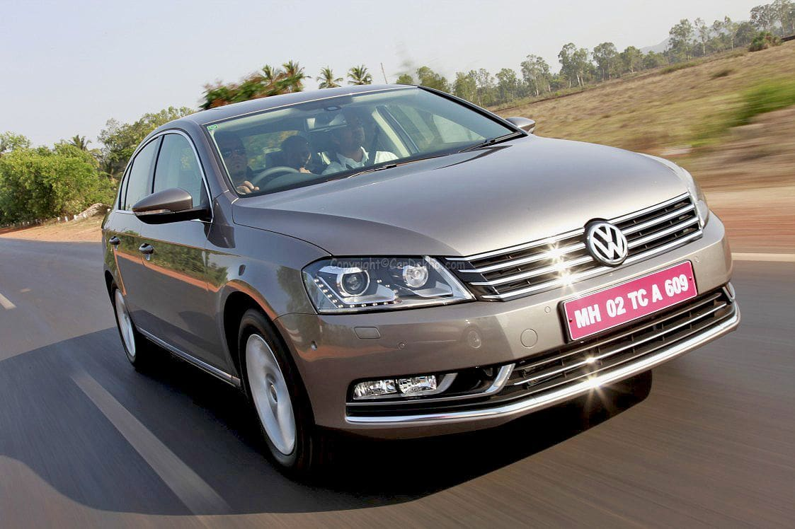 Volkswagen Passat BlueMotion 2.0 highline