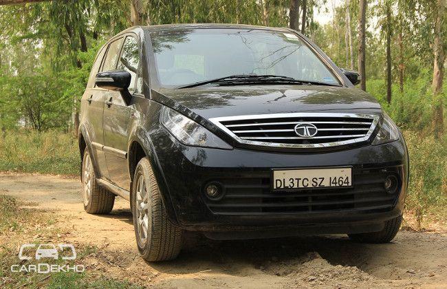 2014 Tata Aria: Expert Review