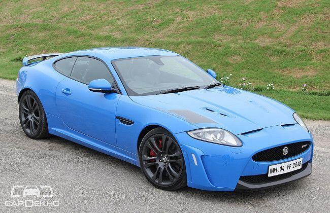 Jaguar XKR-S: Expert Review