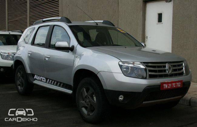 முதல் இயக்கி: ரெனால்ட் டஸ்டர் AWD