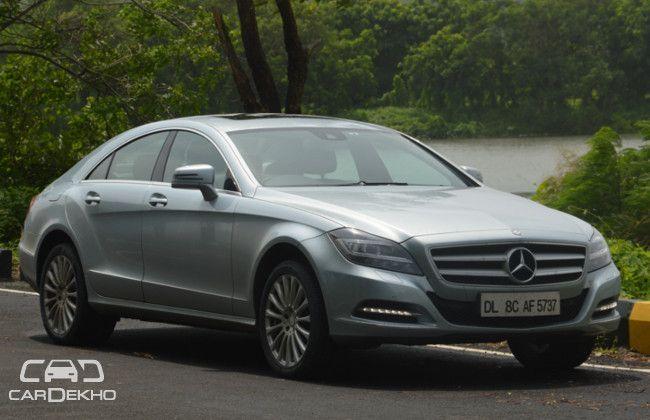 Mercedes-Benz CLS 2014 Expert Review